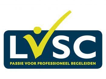 Logo LVSC op de pagina over de gedragscode van de wandelcoach.